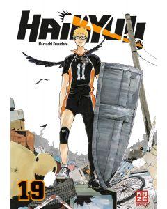 Haikyu!! #19