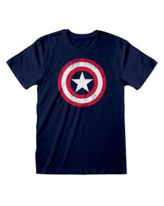 Marvel Comics Captain America Shield T-Shirt
