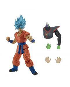 Dragon Ball Super Dragon Stars Series 3 Super Saiyan Blue Goku 17cm