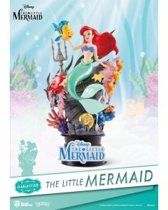 The Little Mermaid D-Select PVC Diorama