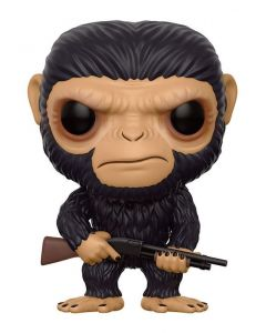 Planet der Affen/Planet of the Apes Survival Caesar Pop! Vinyl