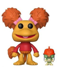 Fraggles / Fraggle Rock Red & Doozer Pop! Vinyl