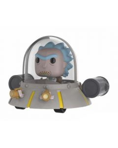 Rick & Morty Space Cruiser Pop! Vinyl