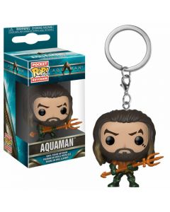 Aquaman Movie Arthur Curry as Gladiator Pop! Keychain