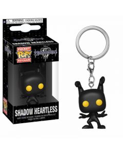 Kingdom Hearts Shadow Heartless Pop! Keychain