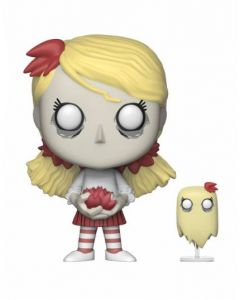 Don't Starve Wendy & Abigail Pop! Vinyl