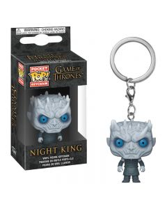 Game of Thrones Night King Pop! Keychain