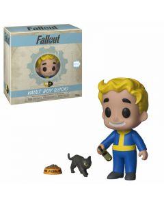 Fallout 5 Star Vinyl Figur Vault Boy (Luck) 8 cm