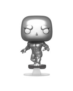 Marvel Fantastic Four Silver Surfer POP! Vinyl