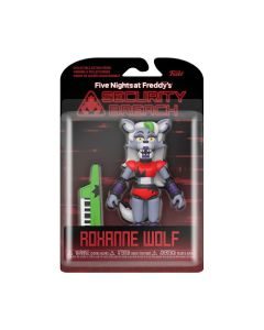 Five Nights at Freddy's Security Breach Roxanne Wolf