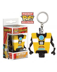 Borderlands Claptrap Pop! Keychain