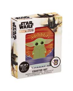 Star Wars The Mandalorian The Child / Baby Yoda Untersetzer 4er-Pack