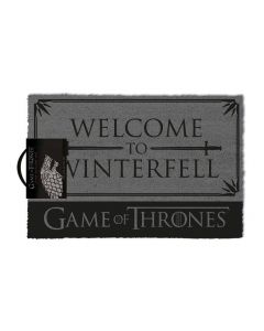 Game of Thrones Welcome to Winterfell Fußmatte / Doormat