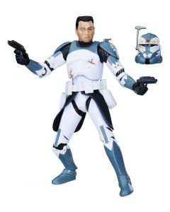 Clone Wars: Clone Commander Wolffe 15cm Black Series