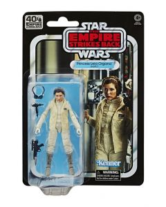 E5:Princess Leia Organa (Hoth) 15cm Black Series 2020 40th Anniversary