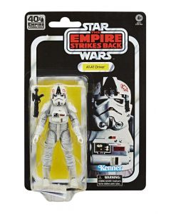 E5: AT-AT Driver 15cm Black Series 2020 40th Anniversary