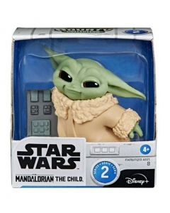 Star Wars The Mandalorian The Child / Baby Yoda Bounty Collection Touching Buttons