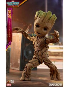 Guardians of the Galaxy Vol. 2 Life-Size Groot / Hot Toys