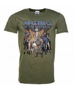 MASTERS OF THE UNIVERSE He-Man Group T-Shirt
