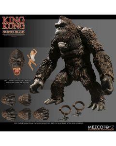 King Kong of Skull Island Mezco