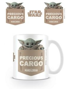 Star Wars Mandalorian: The Child / Baby Yoda Precious Cargo Tasse / Mug