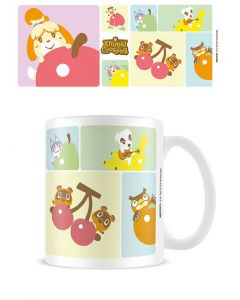 Animal Crossing Grid Tasse / Mug