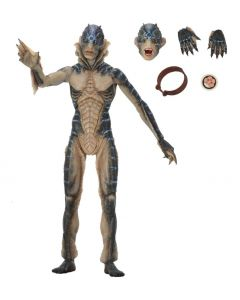 Amphibian Man Shape of Water Guillermo del Toro Signature Collection NECA