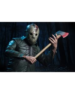 Friday the 13th IV 1/4 Jason NECA