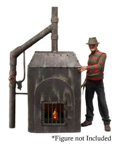 Nightmare on Elm Street Freddy Krueger Furnace Diorama