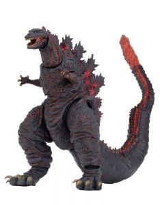 """Godzilla 2016 Head to Tail Shin Godzilla 12"""" NECA"""