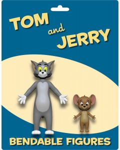 Tom & Jerry Biegefiguren