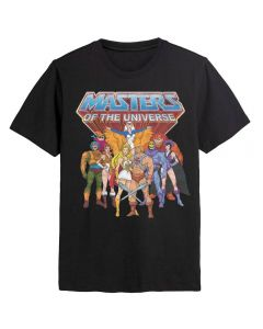 Masters of the Universe Classic Characters T-Shirt