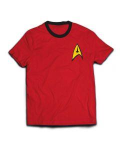 Star Trek TOS Red T-Shirt
