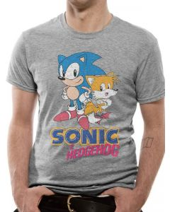 Sonic the Hedgehog T-Shirt Sonic & Tails