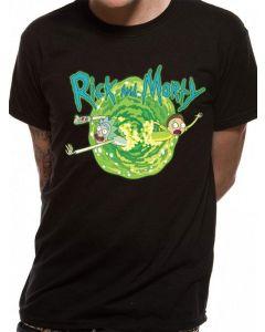 Rick & Morty T-Shirt Portal