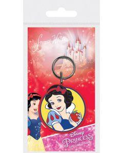 Snow White Rubber Keychain