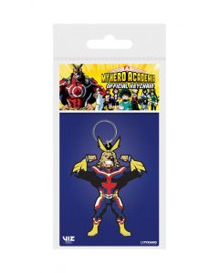 My Hero Academia All Might Gummi Keychain / Schlüsselanhänger