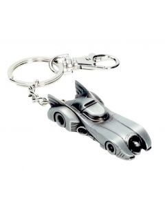 Batman 1989 Metal Keychain Batmobile