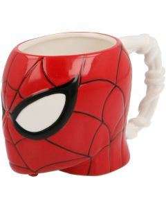 Marvel Comics 3D Spider-Man Tasse/Mug
