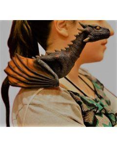 Game of Thrones Prop Replik Drogon Shoulder
