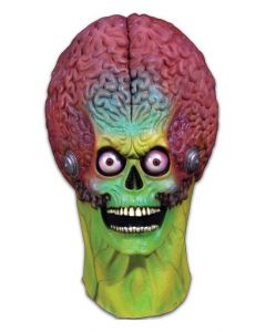 Mars Attacks Soldier Martian Latex-Maske