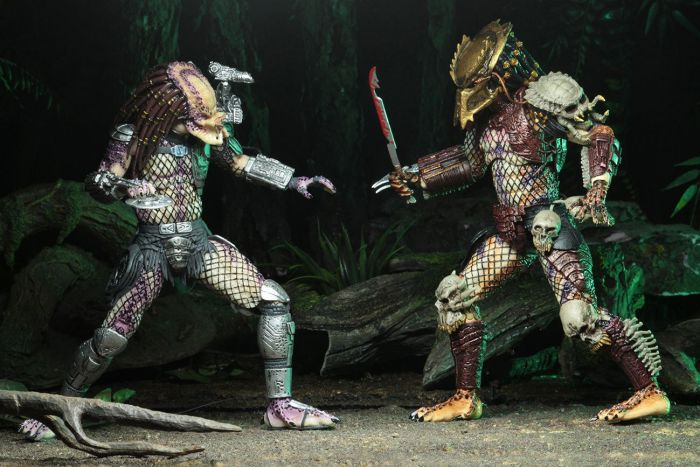 Predator Ultimate Bad Blood Predator & Enforcer Predator Doppelpack