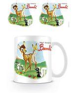 Bambi Tasse Vintage