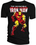 Iron Man Classic Cover T-Shirt