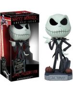 Nightmare Before Christmas Jack Skellington Bobblehead / Wackelkopf