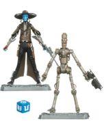 Clone Wars: Senate 2-Pack Cad Bane & IG-86