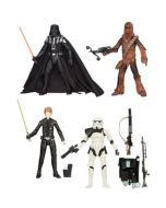 E4: Sandtrooper 15cm Black Series #01