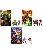 Marvel Universe Comic Packs: Thor / Iron Man
