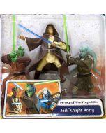 Clone Wars: Jedi Knight Army Multi-Pack