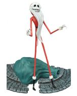 Nightmare before Christmas Select Serie 2 Santa Jack Skellington